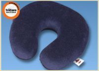 U_shaped_travel_foam_pillow